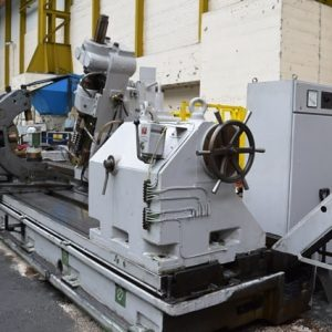 Schiess RFW10S Horizontal Pinion Hobbing Machine