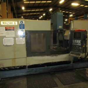 Used Mazak VTC 30C for sale