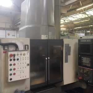 Used Chiron FZ-12S machining centre for sale