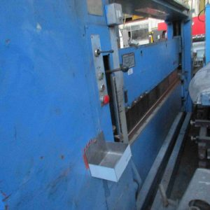 Used Keetona Hydroform sheet metal folder for sale