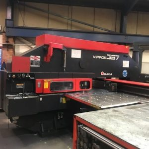 Used Amada Vipros 357 CNC punch press for sale