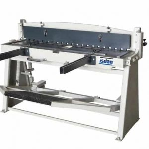 Brand new 1.5 metre sheet metal guillotine foot operated star for sale
