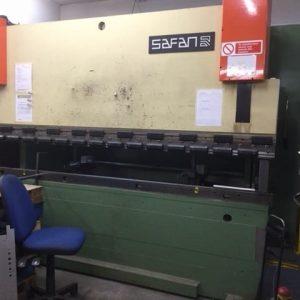 Used Safan 3metre x100ton Plcs ts2 CNC pressbrake for sale