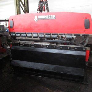 Used Hydraulic Promecam Rg upstroke CNC pressbrake