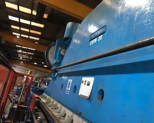 Used Cincinnati Series 34 500 ton Pressbrake for sale