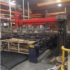 Bystronic Byload Sheetmetal Loader For CNC Laser Cutting