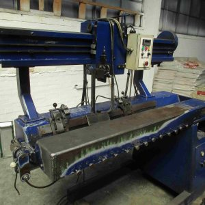 Used Bode type Key plant Seam welder available for sale
