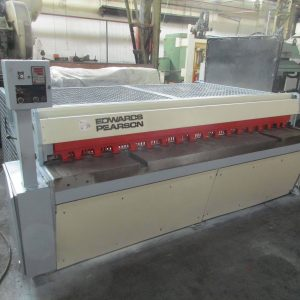 Used Edwards Pearson D.D mechanical Guillotine for sale