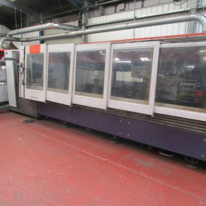 Used Bystronic Byspeed 3015 4kw lasers for sale