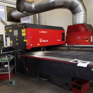 Used Amada 3015 laser for sale