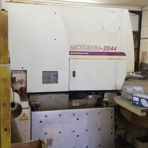 Used MURATA WIEDEMANN MOTORUM 2044 CNC Turret Punch for sale