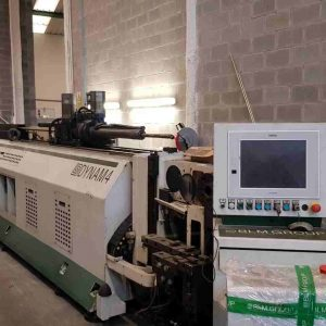 Used Blm Dynama 4 CNC Tube Bender For Sale