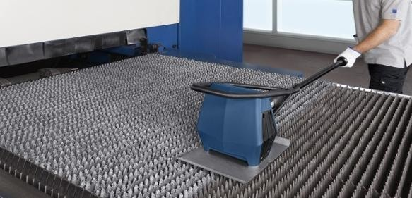 Used Trumpf Trutool Tsc100 laser slat cleaner
