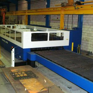 Used Large bed TRUMPF TRUMATIC L6030 4000 watt cnc laser for sale