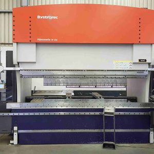Used Bystronic Hammerle 3p 250ton x 3metre CNC pressbrake for sale