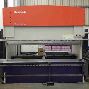 Used Bystronic Hammerle CNC pressbrake for sale 3m x 150ton