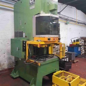 Used Chin Fong OCP-80N c frame power press for sale