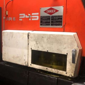 Used Amada Aries 245 CNC punch press for sale