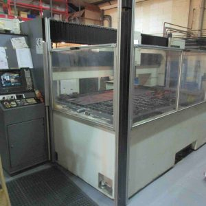 Used Lvd Helius 2513 laser for sale / sheet metal laser cutting