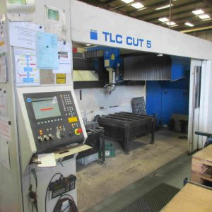 Trumpf TLC Cut 5Used Trumpf 5 axis laser for sale / 3d laser
