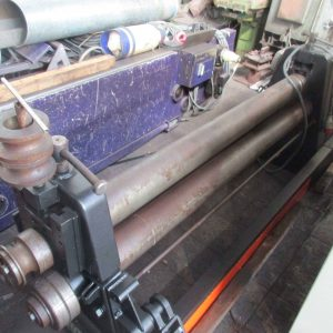 Used Morgan Rushworth bending rolls