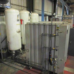 Domnick Hunter Used Nitrogen N2 Generators