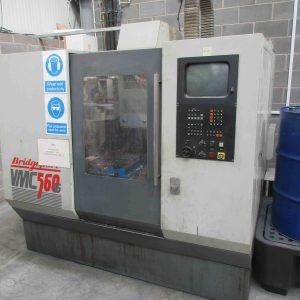 Bridgeport VMC 560/16 CNC milling machine