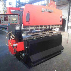 Used Promecam RG 5020 Hydraulic Upstroking cnc Pressbrake