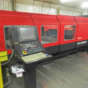 Amada F03015 Laser c02 Flat Bed Laster Cutter