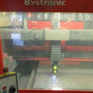 Used Bystronic Bystar CNC Laser for sale